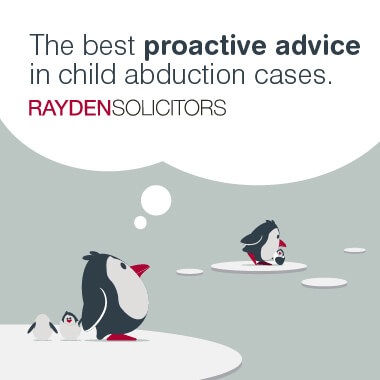 The best proactive advice in child abduction cases